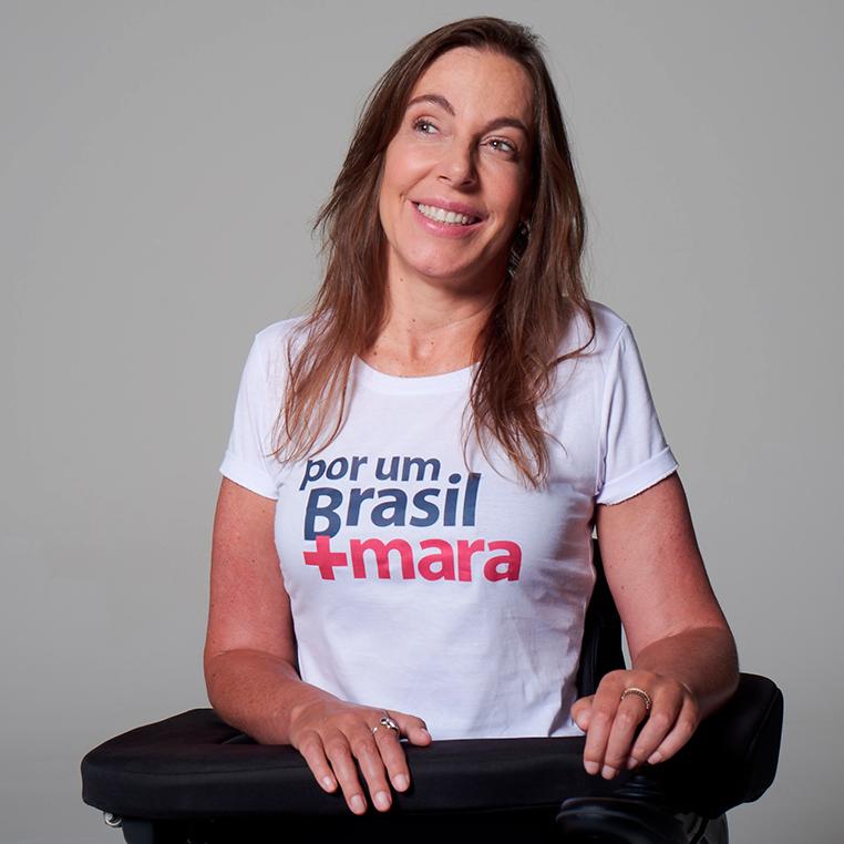 Senadora Mara Gabrilli