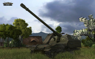 World of Tanks Объект 261