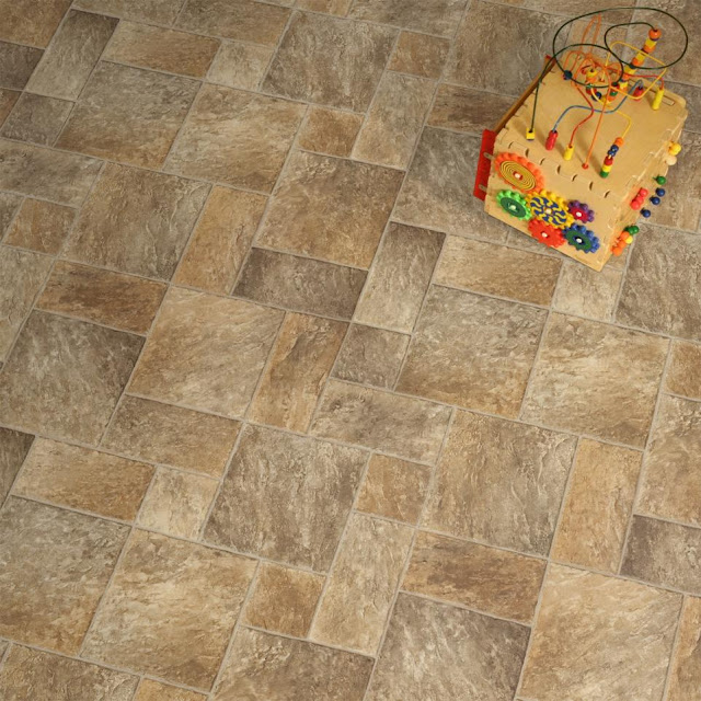 Belcrest Vinyl flooring from Carpet One