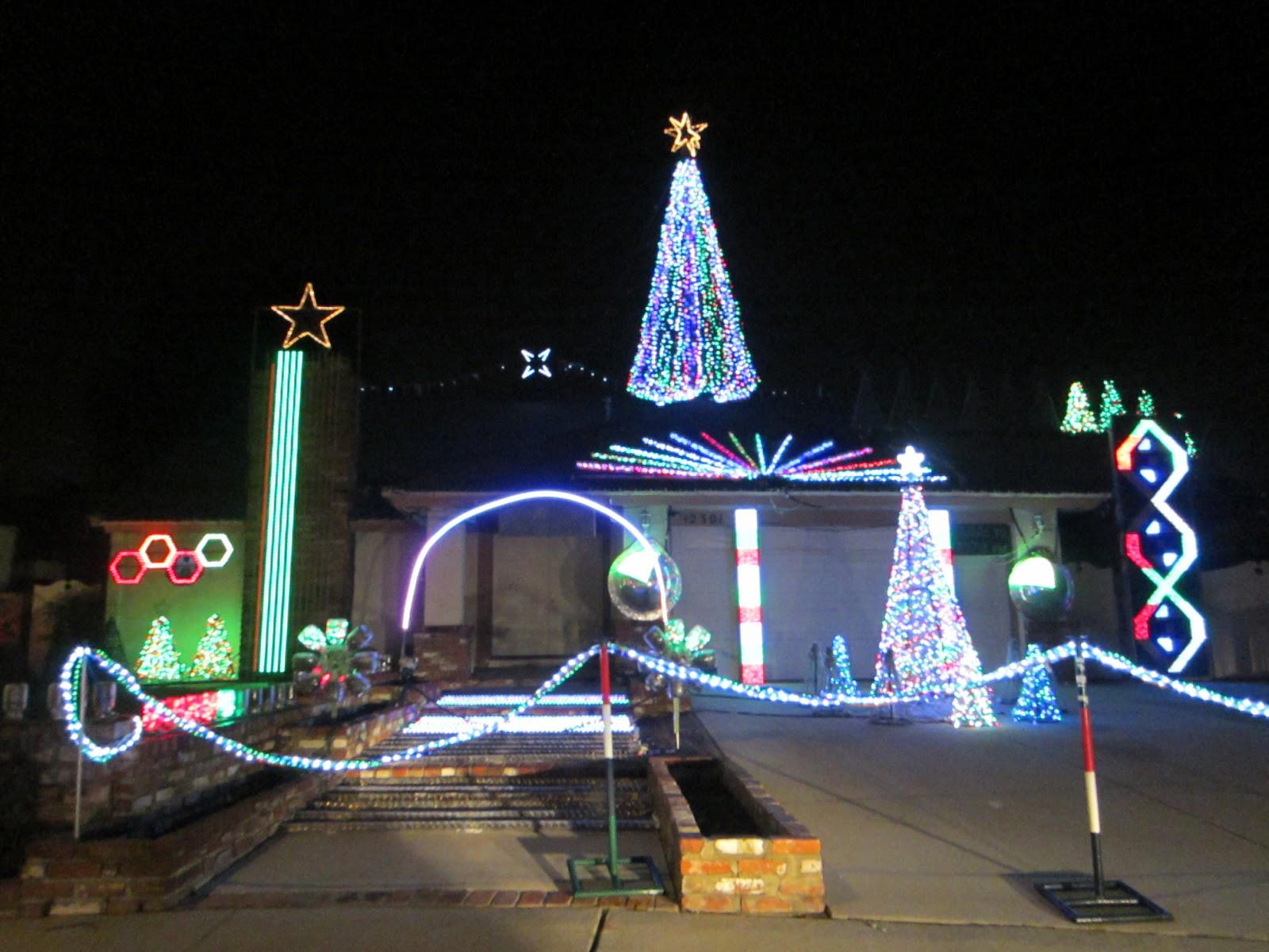 san antonio lights in chino ca - Chino Christmas Lights