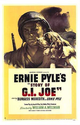 Watch Story of G.I. Joe 1945 Hollywood Movie Online | Story of G.I. Joe 1945 Hollywood Movie Poster