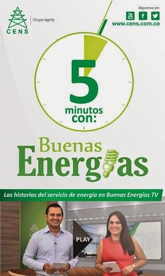 BUENAS ENERGÍAS: