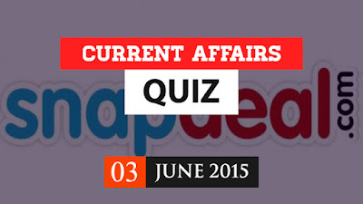 current affairs 3 june 2015