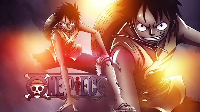 Hình ảnh đẹp của Luffy - Ảnh 19