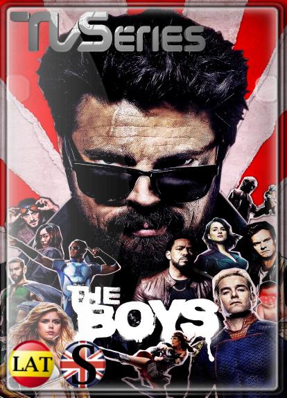 The Boys (Temporada 2) WEB-DL 1080P LATINO/INGLES