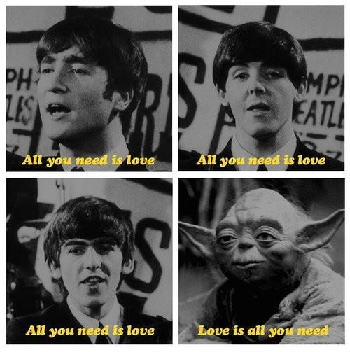 Meme The Beatles