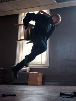 Asesinos de Élite - Escena de lucha Jason vs. Statham