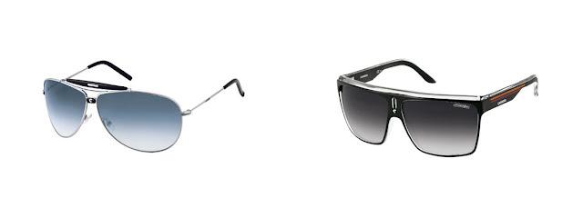 Gafas de sol Carrera modelo easydrive y modelo 22