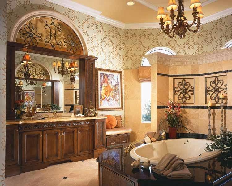 Modern Day Italian Renaissance Interiors
