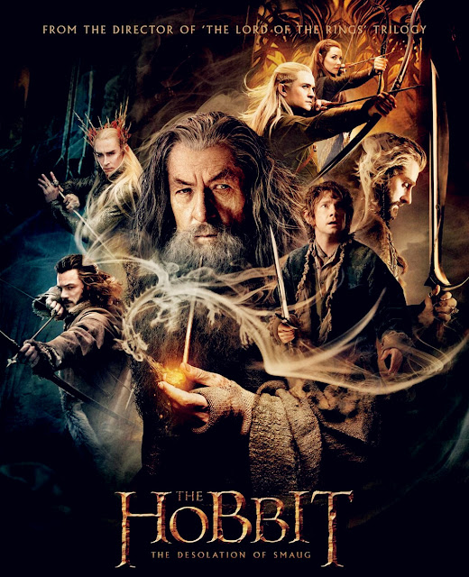 The Hobbit The Desolation of Smaug 2013 - Sinopsis