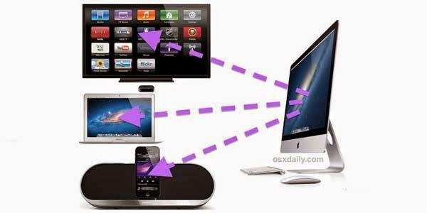 AllCast  : Streaming ke perangkat AirPlay