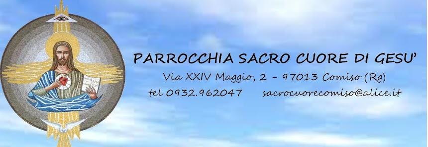 PARROCCHIA SACRO CUORE DI GESU' - Comiso