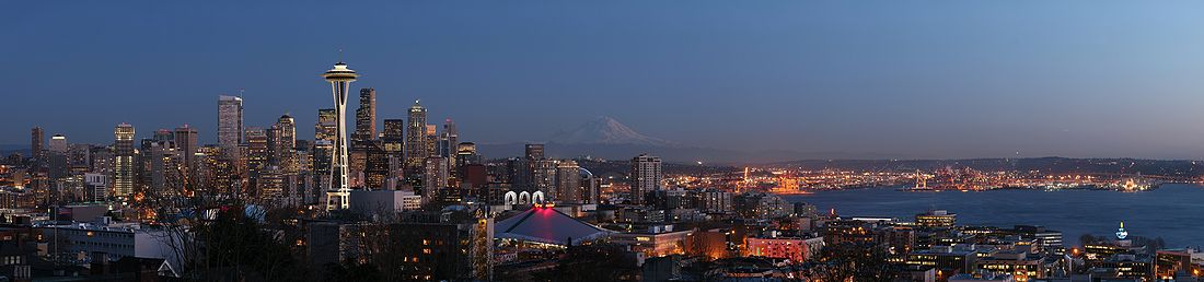 Seattle SEO Washington Web Design PPC, King County