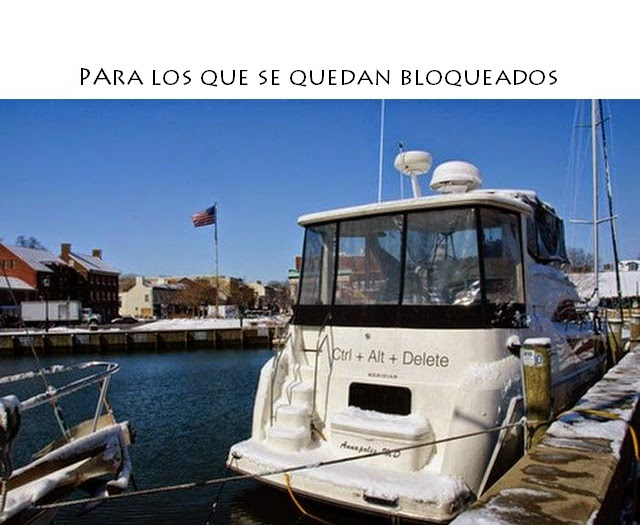 Tipos de barco - Ctrl + Alt + Delete