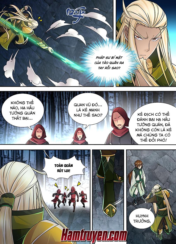 Thiên Cơ Tam Quốc chap 5 - Trang 12