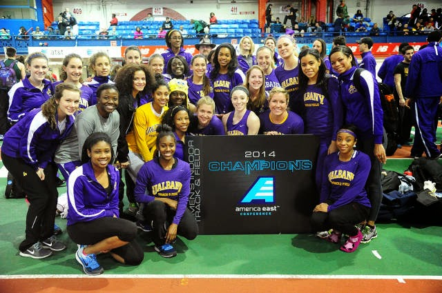 Women's Indoor Track