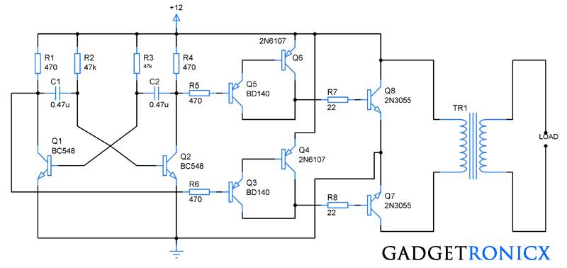 60-watt-inverter-using-transistors