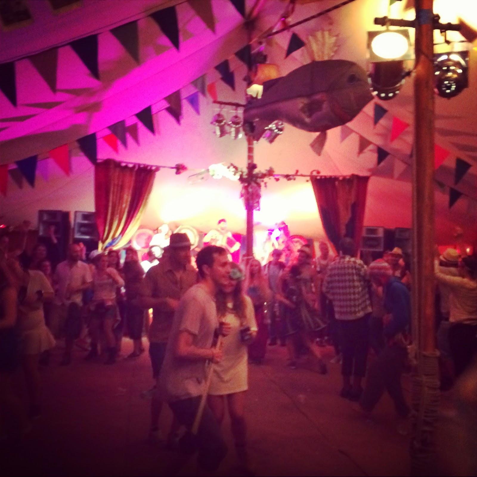 barn dance festival