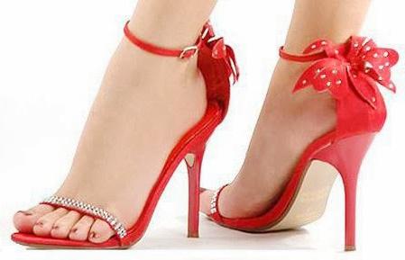 Tips Menggunakan High Heels