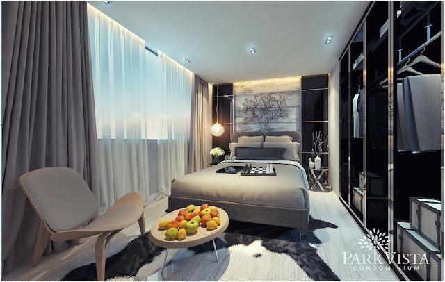Bán căn hộ Park Vista 51 m2 1 phòng ngủ căn số 1 Block F