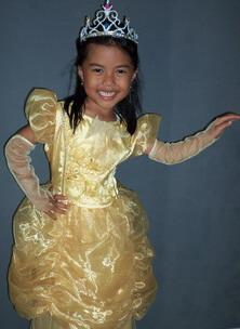 KSD-031 Kostum Princess Belle 1