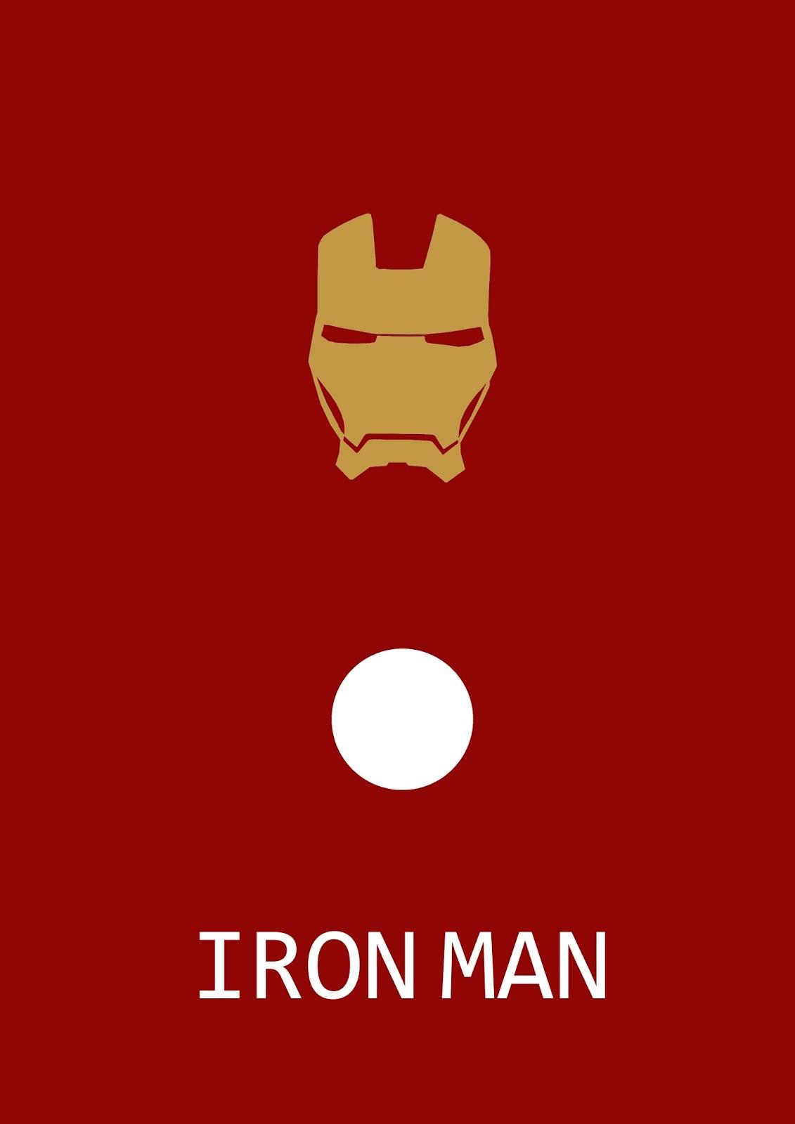 Bearded Superman CG Design: Iron Man Mi...