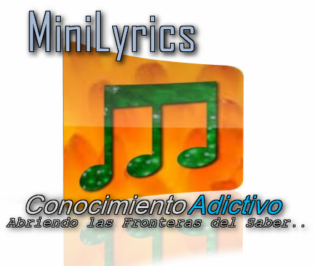 MiniLyrics v7.6.39 final [Full Version ]: Displays the lyrics of your favorite songs