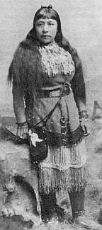 quote of Sarah Winnemucca  a Paiute