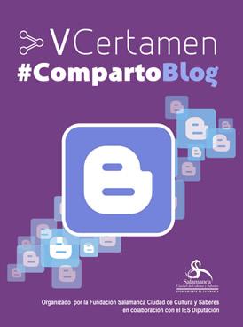 V Certamen #CompartoBlog. Salamanca Ciudad de Cultura y Saberes.
