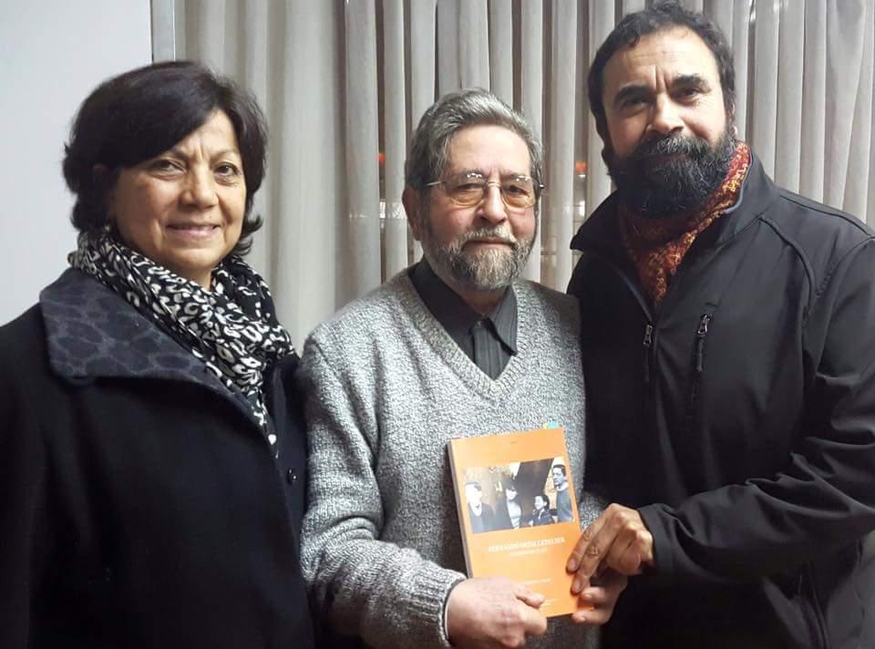 """Lanzamiento libro """"FERNANDO ORTIZ LETELIER. Lecciones de Clase"""" de Iván Ljubetic"""
