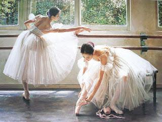 Bailarinas De Ballet Cuadros