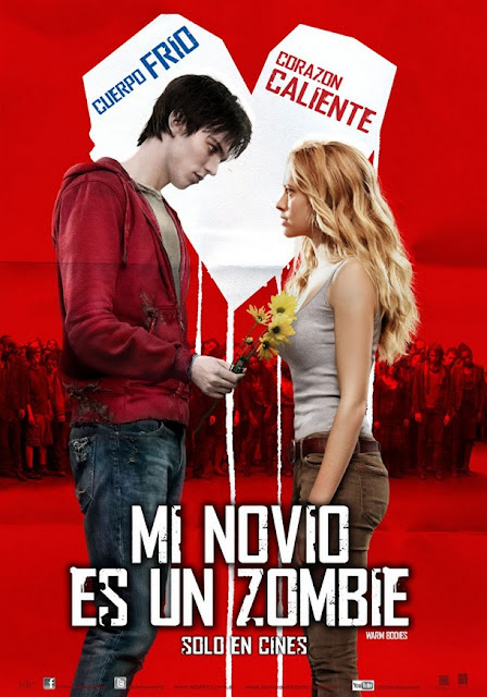 Memorias de un zombie adolescente (Warm Bodies) (2013)