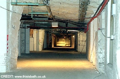 Tunnels Beneath Corsham (UK)