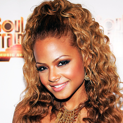 christina milian hairstyles - women