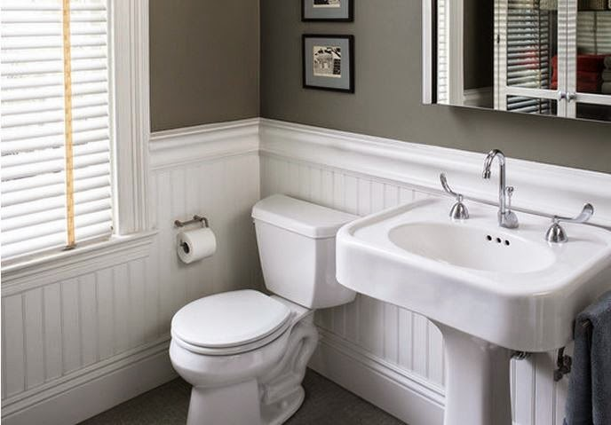 Am nagement petite salle de bain idee salle de bains for Petite salle de bain amenagement