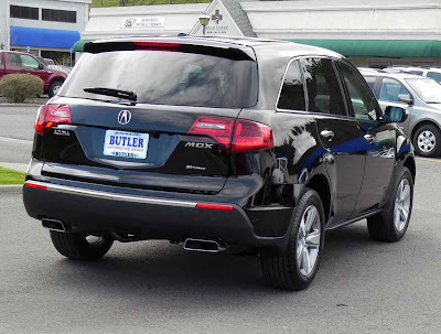Acura  Lease on Acura Mdx 2013 Lease Deals