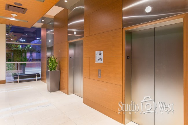 Lobby Elevator Photography - Los Angeles Photographer - Studio 101 West Photography