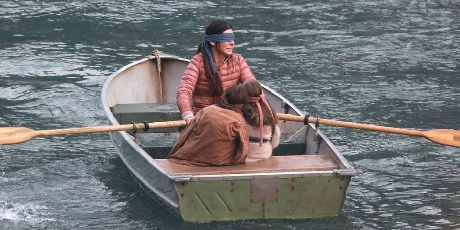 Caixa de Pássaros - Bird Box 2018 Filme 1080p Full HD WEB-DL completo Torrent