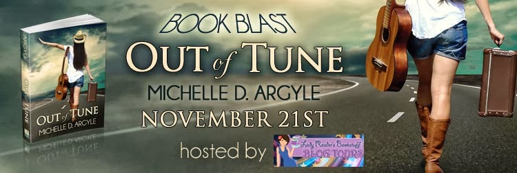 {Excerpt+Giveaway} Out of Tune by Michelle Argyle