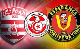 Tunisie : Ligue 1 CA vs EST