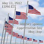 May 11, 2012 Milspouse Appreciation