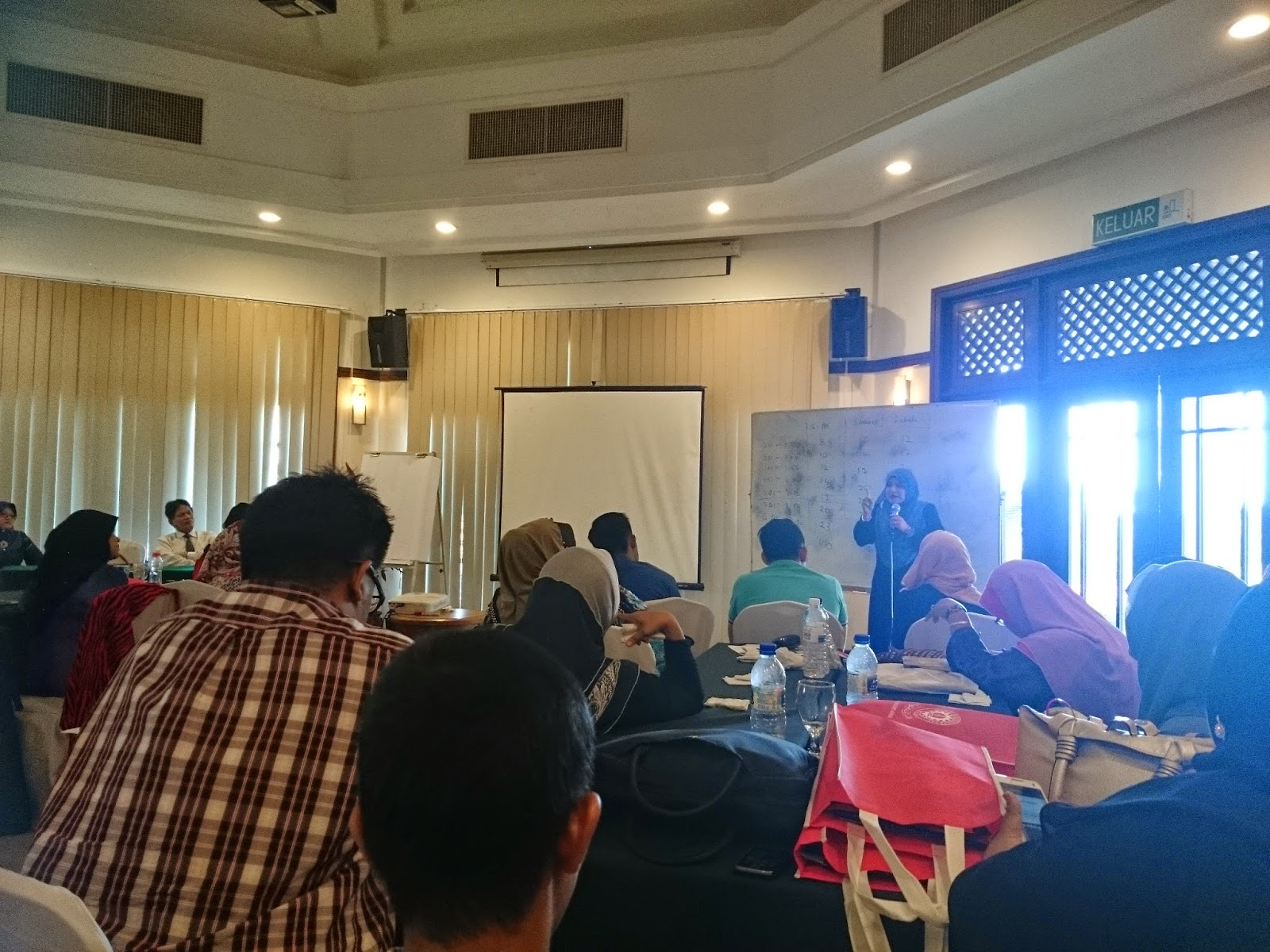 Kursus eglobal online anjuran MARA Kulaijaya
