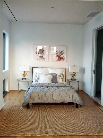 Design your dreams home staging in nyc with west elm for Upstairs bedroom designs