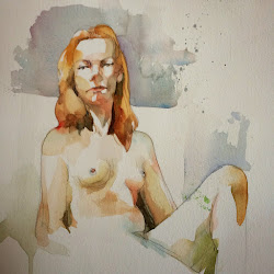 Figure Painting of the Month: March