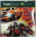 Buku Super Cheat V6 PS2