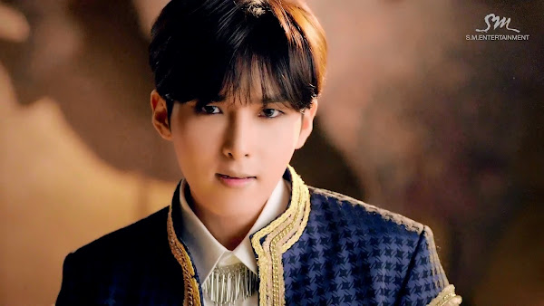 Super Junior Mamacita Ryeowook