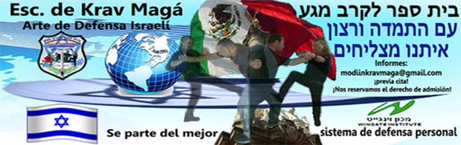 Escuela de Krav Magá México