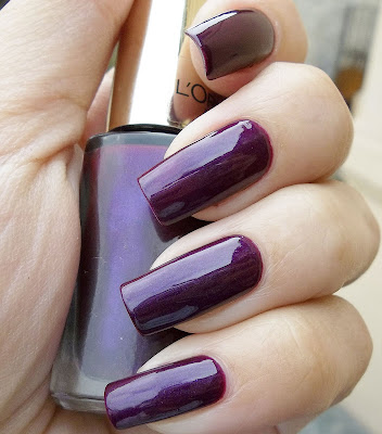 L´oreal Color Riche Purple Disturbia