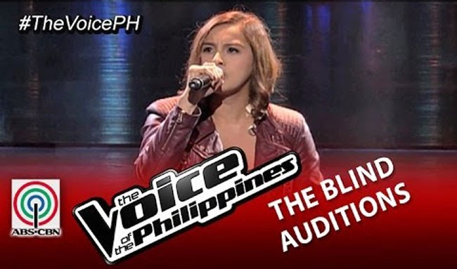 Lougee Basabas Sings 'Strong Enough' on The Voice of the Philippines Season 2 Blind Audition Video Replay