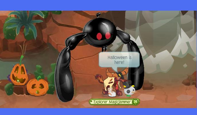 Animal Jam: Updates - Halloween! - YouTube
